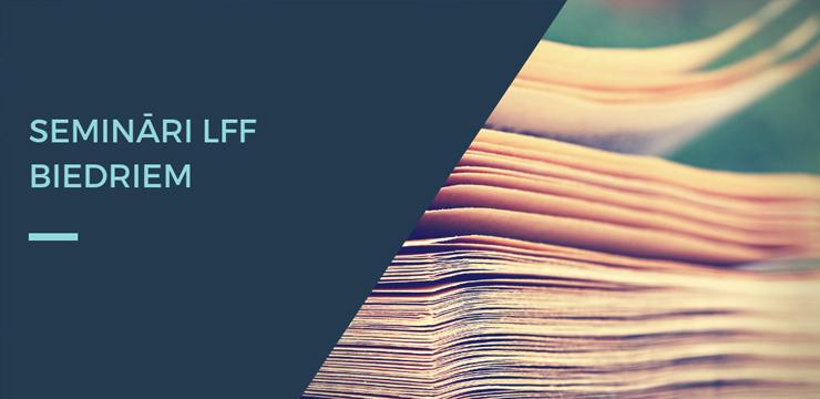 LFF organizētie kursi