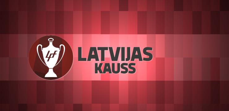 Mediju akreditēšanās darbam Latvijas kausa finālā