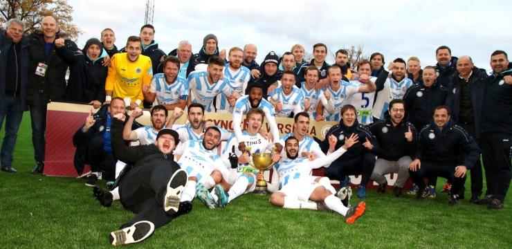 Riga FC izcīna pirmo Virslīgas čempionu titulu