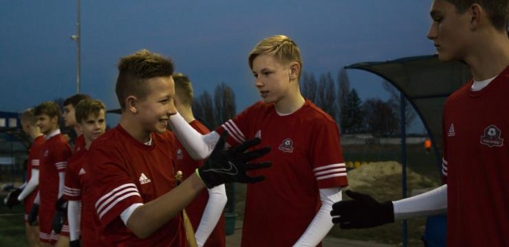LFF FA izlasēm pirmajās spēlēs Kijevā uzvara un neizšķirts