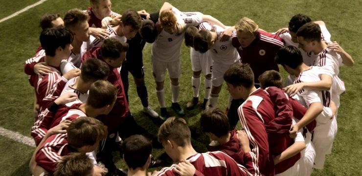 Uzvara un zaudējums LFF FA izlašu otrajā spēļu dienā Kijevā
