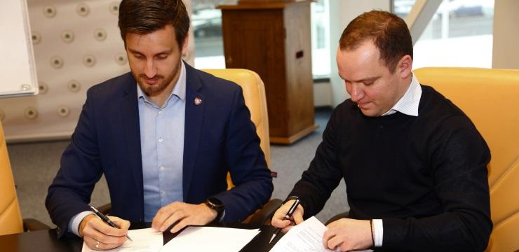 LFF un LTFA paraksta sadarbības līgumu par telpu futbola Virslīgas organizēšanu