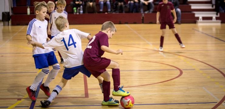 Noskaidroti finālisti Rīgas kausa futbolā telpās 2009. dz.g. konkurencē