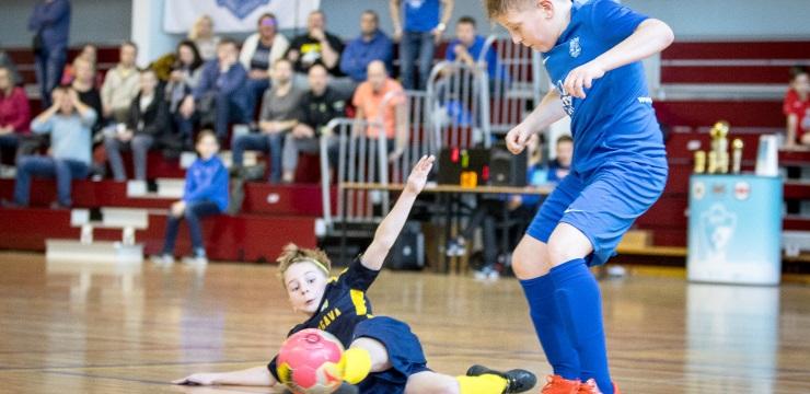 Zināmi visi Rīgas kausu ieguvēji futbolā telpās