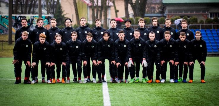 Noslēgusies mēneša otrā selekcijas nometne U-17 izlases kandidātiem