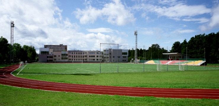 Olaines stadiona laukumam būs jauns segums
