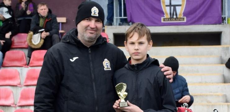 """Aizvadīti pirmie """"Olaine Cup"""" bērnu un jauniešu futbola turnīri"""
