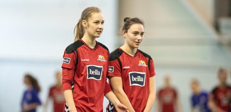 Rīgas Futbola skolai pirmais zaudējums BWFL turnīrā