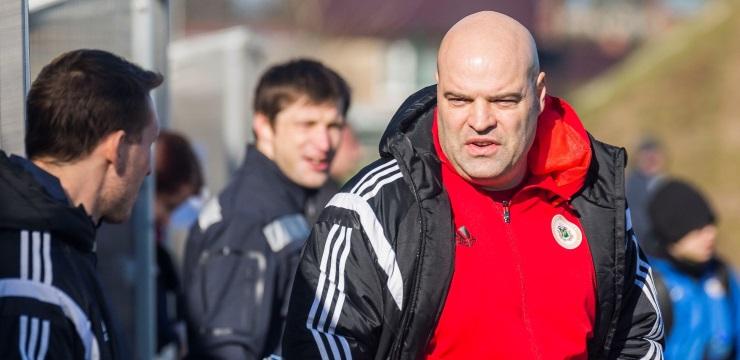 U-19 izlases kandidātiem trīs dienu nometne Rīgā