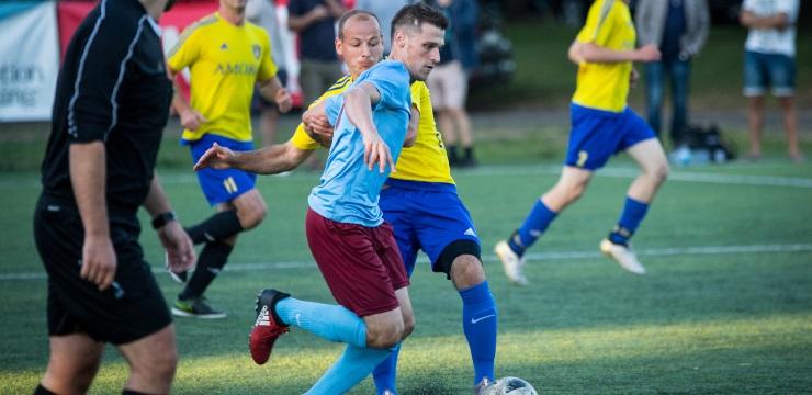 Sācies Rīgas minifutbola čempionāts