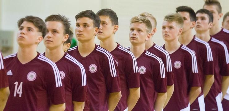 Arī otrā spēle pret Krieviju U-19 telpu futbolistiem nes neveiksmi