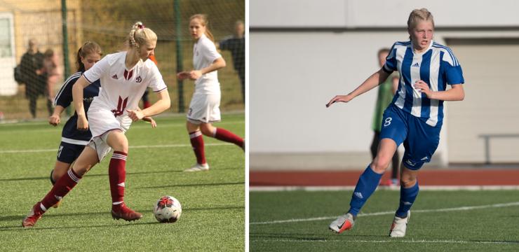 Miksone un Druviņa – labākās sieviešu turnīru maija spēlētājas