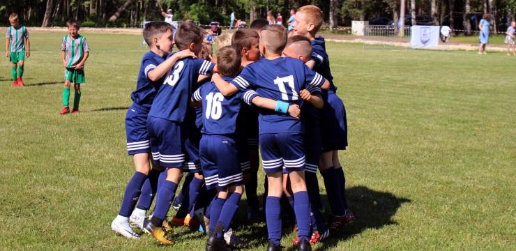 Sāksies Zēnu futbola festivāla vasara