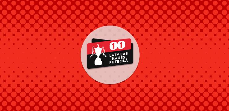 Latvijas kausa astotdaļfinālā viens 2. līgas un trīs Virslīgas dueļi
