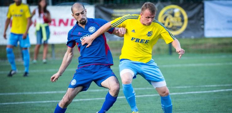 FC Raita pārņem vienvadību minifutbola čempionātā