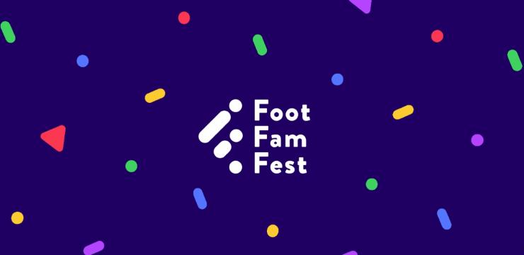 """Pirmoreiz Latvijā - ģimeņu futbola festivāli """"Foot Fam Fest"""""""