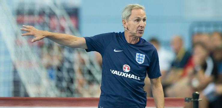 Pīters Sterdžess pasniegs treneru semināru par bērnu futbola akcentiem