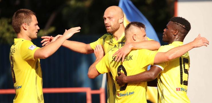 Latvijas klubi turpina cīņu par iekļūšanu Eiropas līgas trešajā atlases kārtā