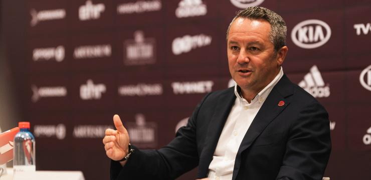 Stojanovičs: Turpināsim strādāt uz nākotni un centīsimies iegūt pirmos punktus