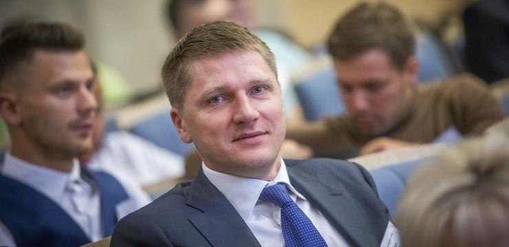 Arturs Gaidels apstiprināts atjaunotajā LFF izpilddirektora amatā