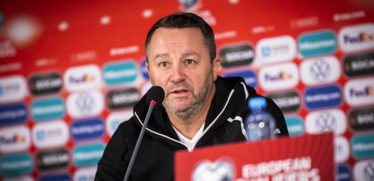 Stojanovičs: Pakāpeniski redzu uzlabojumus komandas spēlē