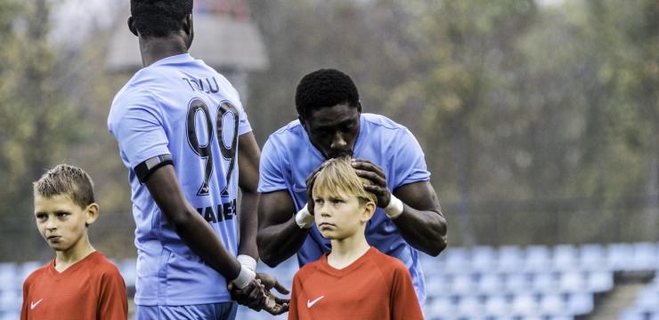 Noteikts Latvijas futbola gada foto
