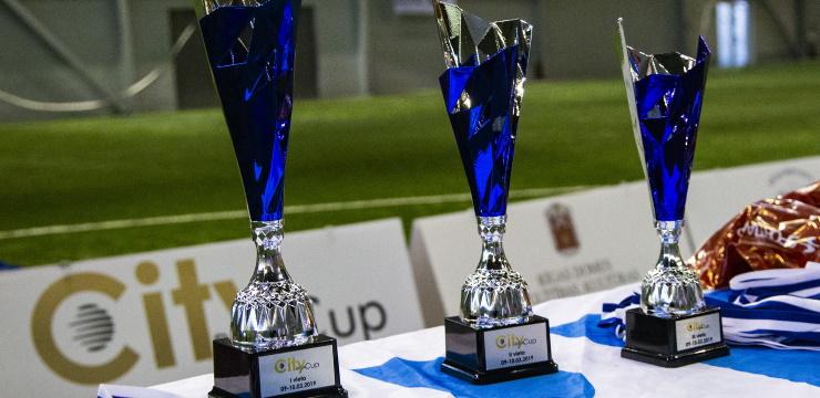 """Startēs """"Riga City Cup"""" turnīri jauniešiem"""
