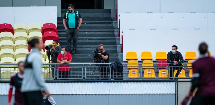 Mediju akreditēšanās UEFA Nāciju līgas spēlei Latvija – Fēru salas