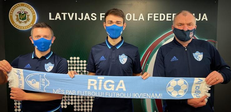 Apstiprināti Rīgas un Vidzemes reģionu galvenie treneri
