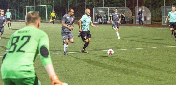 Rīgas čempionāta spēles atklās Latvijas 3. līgas sezonu