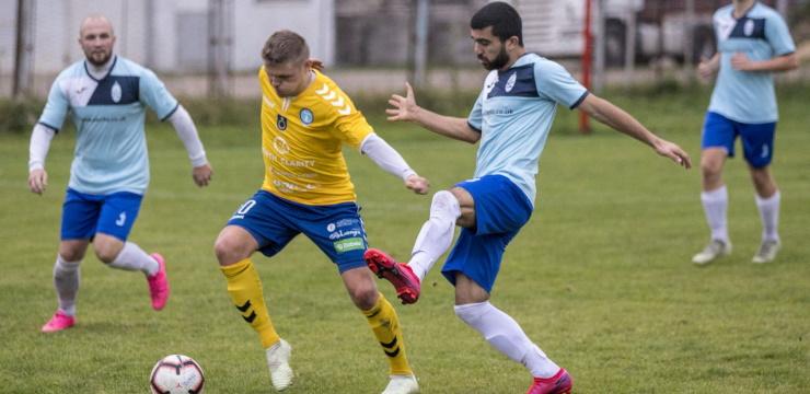 Rīgas čempionāta vadībā FK Jūrnieks un SK Kengaroos
