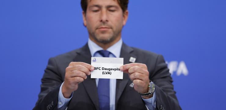 BFC Daugavpils UEFA Jaunatnes līgā debitēs pret baltkrieviem