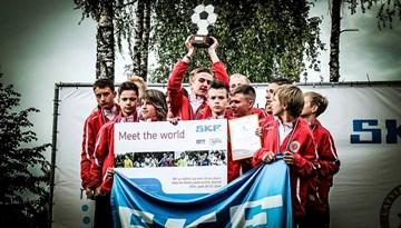 """No 20.-22. jūnijam Staicelē risināsies jauniešu turnīrs """"SKF Meet the World"""" ar iespēju piedalīties Pasaules kausa izcīņā jauniešiem Gēteborgā"""