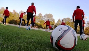 """Uzsākta mediju akreditāciju pieteikumu iesniegšana """"EURO 2016"""" kvalifikācijas spēlēm pret Turciju"""