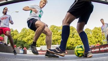 """""""Ghetto Football"""" 6.sezonas superfinālā 30.augustā komandas cīnīsies par braucienu uz Nīderlandi"""
