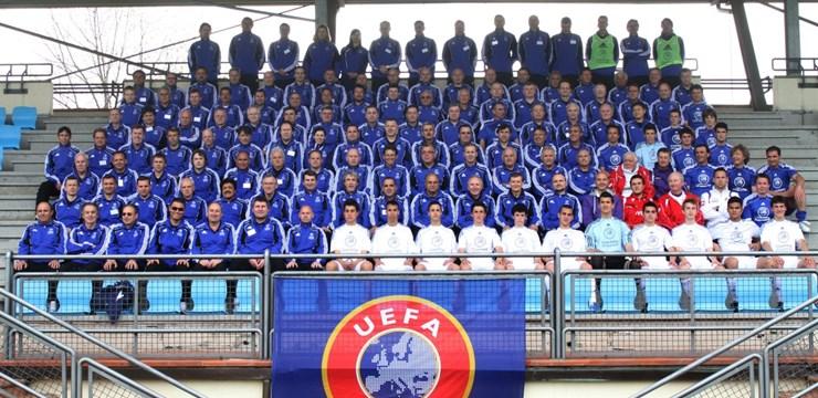 Kļosovs un Serbins piedalās UEFA seminārā Itālijā