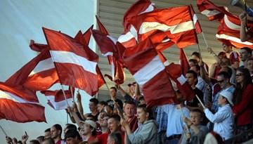 Uzsākta biļešu tirdzniecība uz Latvijas izlases spēlēm pret Islandi un Turciju