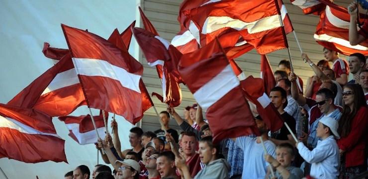 LFF aicina pieteikties biļetēm uz Latvijas fanu sektoru 16.novembrī Amsterdamā