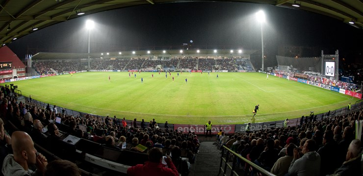 LFF piedāvā izbaudīt lielo futbolu 6.septembrī Skonto stadionā VIP ložā