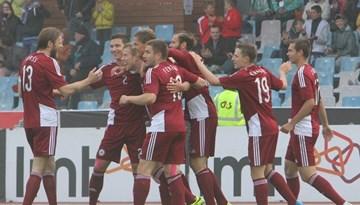 Latvijas izlase 3.septembrī pārbaudes spēlē tiksies ar Armēniju