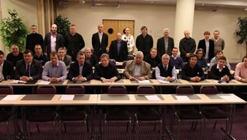 Notikusi Latvijas Futbola Treneru asociācijas kopsapulce
