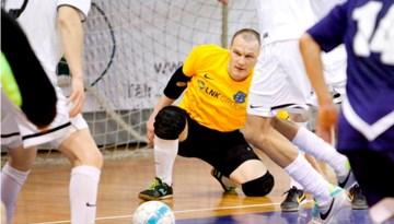 """Šonedēļ Rīgā notiek starptautisks telpu futbola turnīrs """"Nikars Riga Futsal Cup"""""""