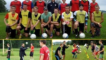 Latvijas Ziemeļaustrumu reģiona novados notiek futbola popularizēšanas pasākumi
