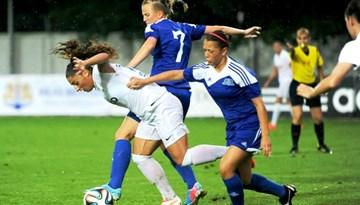 Svētdien sāksies 2014. gada Latvijas sieviešu futbola kausa izcīņa