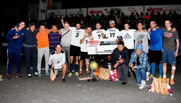 "Daugavas krastmalā 30.augustā noteikti ""Ghetto Football"" sestās sezonas čempioni"