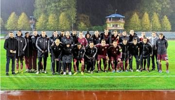 Latvijas U21 izlase izcīna 2. vietu Baltijas kausā