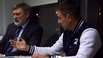 Notikusi Rīgas Futbola federācijas pēdējā valdes sēde 2014.gadā