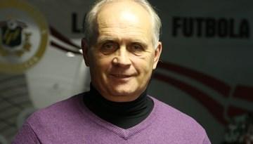 LFF sveic Aleksandru Dorofejevu 60 gadu jubilejā