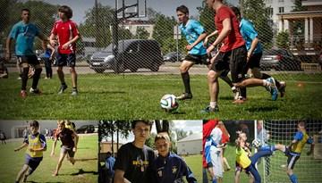 """""""Big Sport Day"""" projekts šogad svin savu desmitgadi un aicina pieteikties futbola turnīriem noslēdzošajos posmos"""