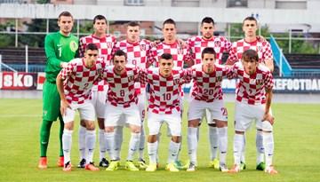 Horvātijas U-21 izlase paziņojusi sastāvu spēlei pret Latviju